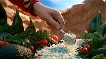 Moe's Southwest Grill Ancho Lime Bowl TV Spot, 'Waterfall' - Thumbnail 2