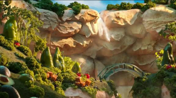Moe's Southwest Grill Ancho Lime Bowl TV Spot, 'Waterfall' - Thumbnail 8