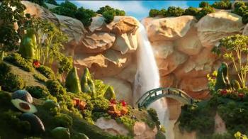 Moe's Southwest Grill Ancho Lime Bowl TV Spot, 'Waterfall' - Thumbnail 9