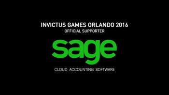 Sage Software TV Spot, 'Invictus Games Orlando 2016' - Thumbnail 6