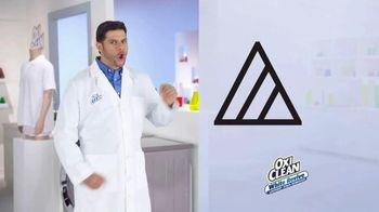 OxiClean White Revive TV Spot, 'Laboratorio de lavandería' [Spanish]