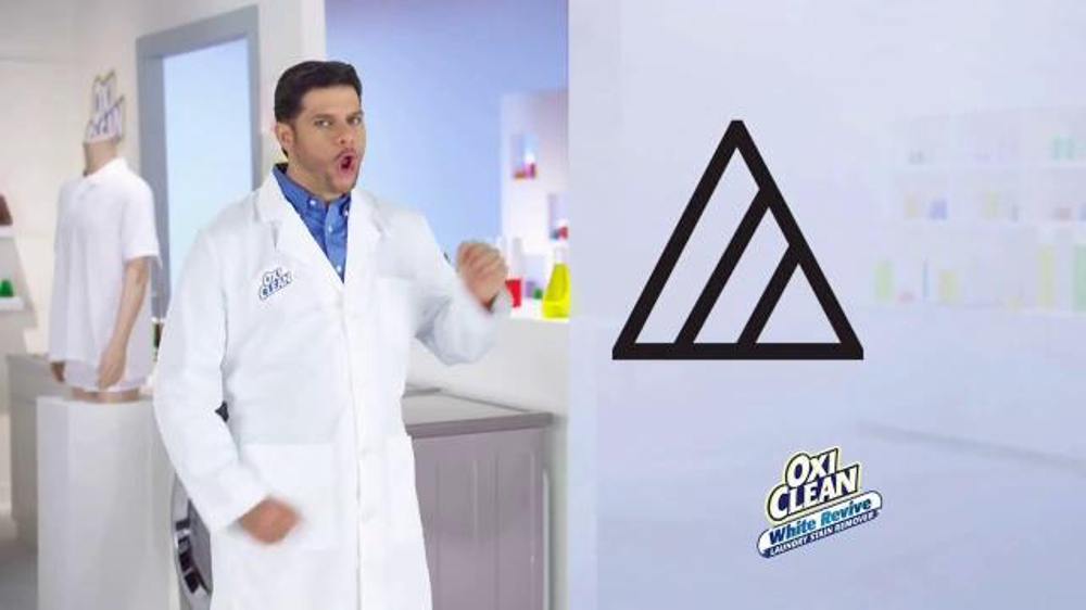 OxiClean White Revive TV Commercial, 'Laboratorio de lavander??a'