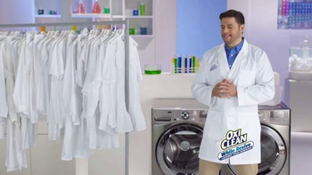 OxiClean White Revive TV Spot, 'Laboratorio de lavandería' [Spanish] - Thumbnail 2