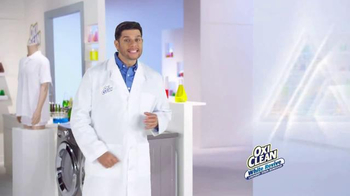 OxiClean White Revive TV Spot, 'Laboratorio de lavandería' [Spanish] - Thumbnail 3