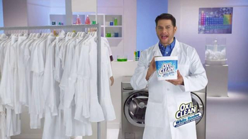 OxiClean White Revive TV Spot, 'Laboratorio de lavandería' [Spanish] - Thumbnail 9