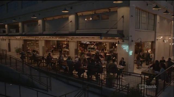 U.S. Bank TV Spot, 'The Power of Possible: Restaurant' - Thumbnail 6