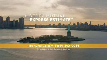 Liberty Mutual Express Estimate App TV Spot, 'Not a Chance' - Thumbnail 3