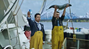 Bud Light TV Spot, 'Bud Light Party: Dock' Featuring Michael Peña - Thumbnail 7