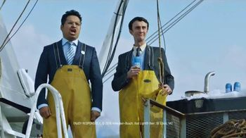 Bud Light TV Spot, 'Bud Light Party: Dock' Featuring Michael Peña - 292 commercial airings