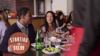 Carrabba's Grill Classics and Creations Trios TV Spot, 'Choices' - Thumbnail 7