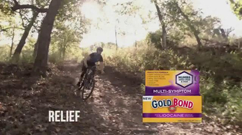 Gold Bond with Lidocaine TV Spot, 'Numbs Away Pain and Itch' - Thumbnail 7