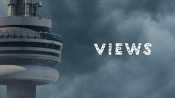 Apple Music TV Spot, 'VIEWS: Tower' Song by Drake - 88 commercial airings