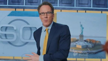 Liberty Mutual TV Spot, 'ESPN: Basketball' Featuring John Buccigross - Thumbnail 1