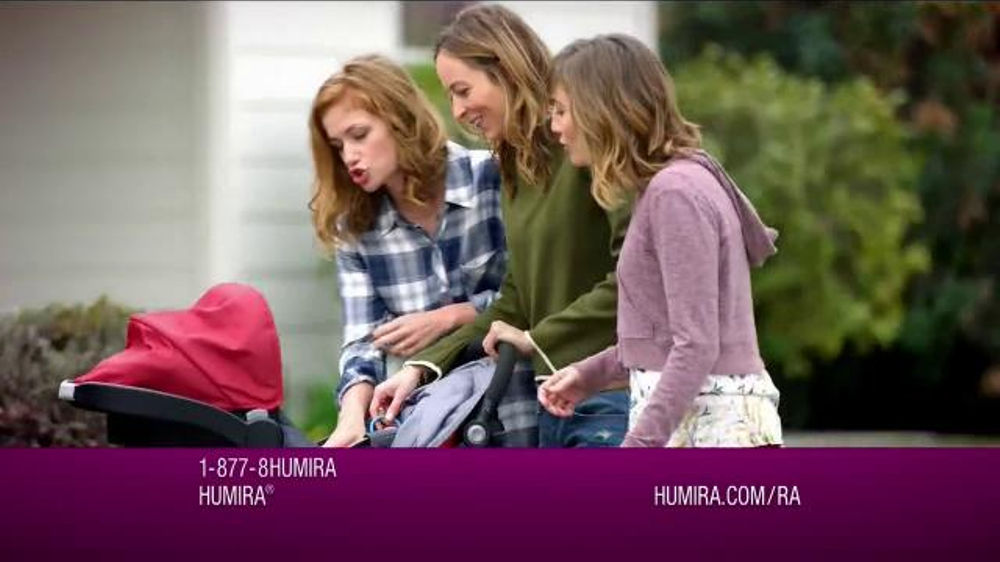 HUMIRA TV Commercial, 'Go Further'