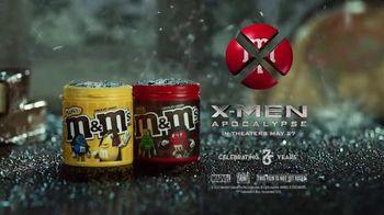 M&M's TV Spot, 'X-Men: Apocalypse: Rainy Day' Featuring Alexandra Shipp - Thumbnail 9