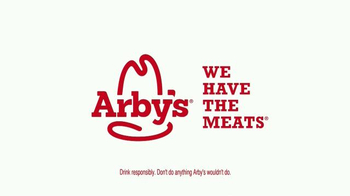 Arby's Bourbon Bacon & Brisket TV Spot, 'Sandwich Party' - Thumbnail 10