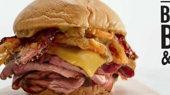 Arby's Bourbon Bacon & Brisket TV Spot, 'Sandwich Party' - Thumbnail 3