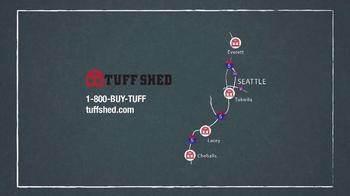 Tuff Shed Buy More Save More Event TV Spot, 'Band Box' - Thumbnail 8