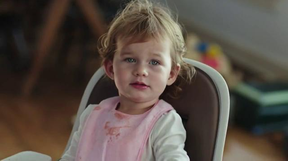 Pedigree Dentastix Tv Commercial Messy Baby Ispot Tv