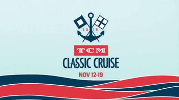 2016 TCM Classic Cruise TV Spot, 'Adventures and Legends' - Thumbnail 5