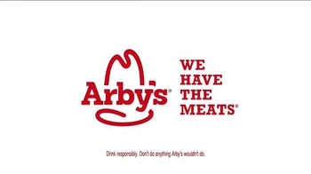 Arby's Bourbon Bacon & Steak TV Spot, 'And' - Thumbnail 8