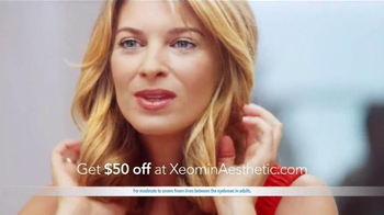 Xeomin TV Spot, 'Frown Lines' - 277 commercial airings