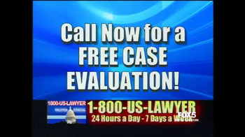 1-800-US-LAWYER TV Spot, 'Any Accident' Featuring Lawrence Taylor - Thumbnail 2