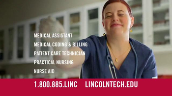 Lincoln Technical Institute TV Spot, 'Allied Health' - Thumbnail 8
