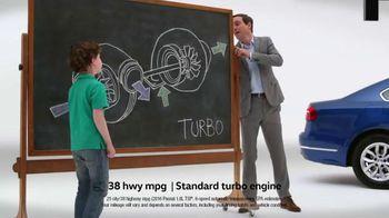 2016 Volkswagen Passat TV Spot, 'Turbo Kid' - 64 commercial airings