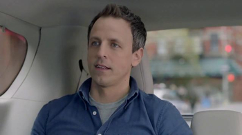 2017 Chrysler Pacifica TV Spot, 'Theater Style' Featuring Seth Meyers - Thumbnail 7