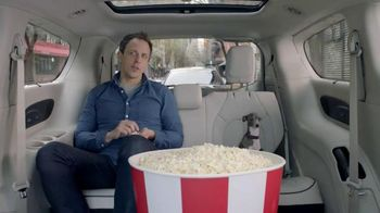 2017 Chrysler Pacifica TV Spot, 'Theater Style' Featuring Seth Meyers - 16 commercial airings