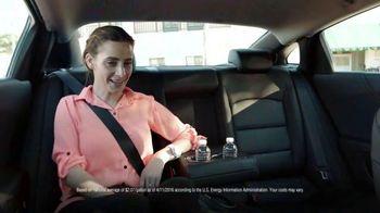 2016 Chevrolet Malibu Hybrid TV Spot, 'Unexpected Fare' - 2061 commercial airings
