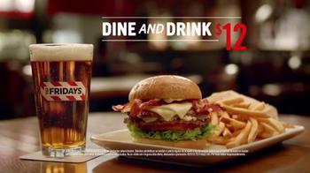 TGI Friday's Dine and Drink TV Spot, 'Intercambio de foto' [Spanish] - Thumbnail 10