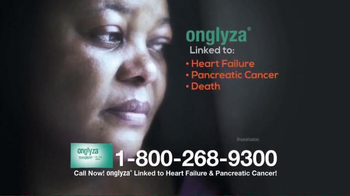 Goldwater Law Firm TV Spot, 'Have You Taken Onglyza and Been Injured?' - Thumbnail 7