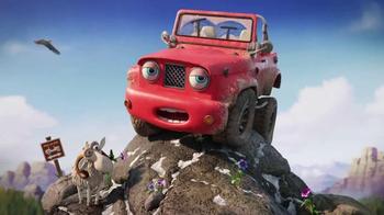 Chevron with Techron TV Spot, 'Mountain Top' - Thumbnail 5