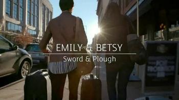 Holiday Inn TV Spot, 'Journey to Extraordinary: Sword & Plough' - Thumbnail 1