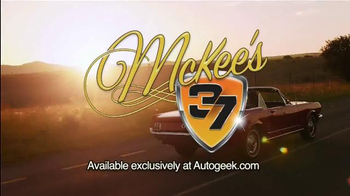 Autogeek.com McKee's 37 TV Spot, 'Deep Gloss Look' - Thumbnail 6