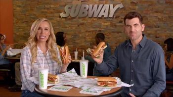Subway TV Spot, 'FX Network: Breakfast Deal' - 4 commercial airings