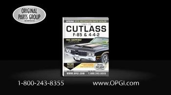 OPGI Original Parts Group Inc TV Spot, 'Oldsmobile and Cutlass Parts' - Thumbnail 9