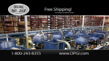 OPGI Original Parts Group Inc TV Spot, 'Oldsmobile and Cutlass Parts' - Thumbnail 6