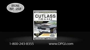 OPGI Original Parts Group Inc TV Spot, 'Oldsmobile and Cutlass Parts' - Thumbnail 8