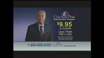 Colonial Penn TV Spot, 'Guaranteed Acceptance' Featuring Alex Trebek - Thumbnail 5