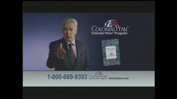 Colonial Penn TV Spot, 'Guaranteed Acceptance' Featuring Alex Trebek - Thumbnail 7