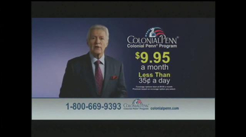 Colonial Penn TV Spot, 'Guaranteed Acceptance' Featuring Alex Trebek - Thumbnail 8