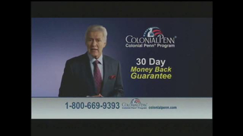 Colonial Penn TV Spot, 'Guaranteed Acceptance' Featuring Alex Trebek - Thumbnail 9