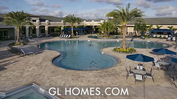 GL Homes Valencia TV Spot, 'Gorgeous New Homes' - Thumbnail 2