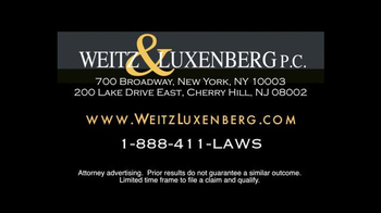 Weitz and Luxenberg TV Spot, 'Rowing Team' - Thumbnail 5