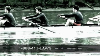 Weitz and Luxenberg TV Spot, 'Rowing Team' - Thumbnail 2