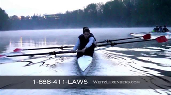 Weitz and Luxenberg TV Spot, 'Rowing Team' - Thumbnail 3