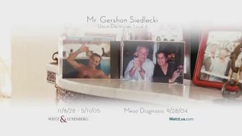 Weitz and Luxenberg TV Spot, 'Mrs. Siedlecki' - Thumbnail 1